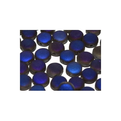 DISCDUO® 6 x 4 mm Crystal Azuro Full Matted - 25pz